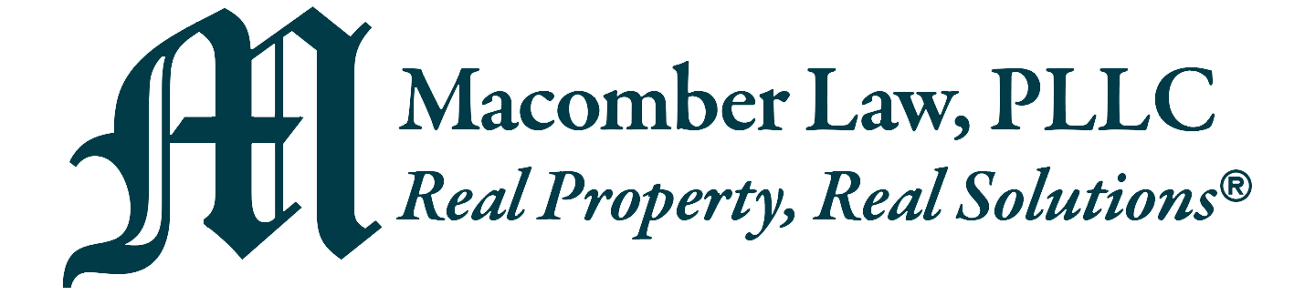 Macomber Law Logo Transparency with circle R (002)