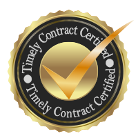 Timely Contract Certified