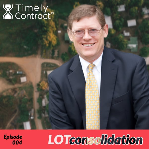 Episode 004 - Lot Consolidation Website